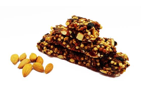 Κριτσίνια – Μπάρες Δημητριακών